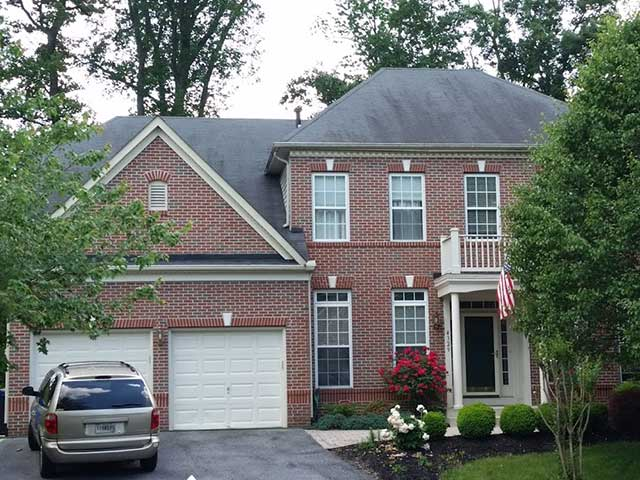 Power Washing Services Ellicott City, MD - Griff's Services