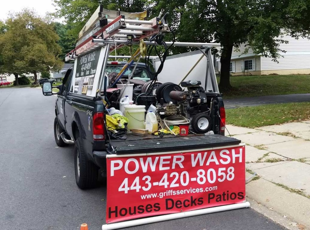 power wash company
