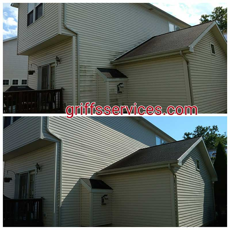 Pressure Wash Your Home Before You Sell