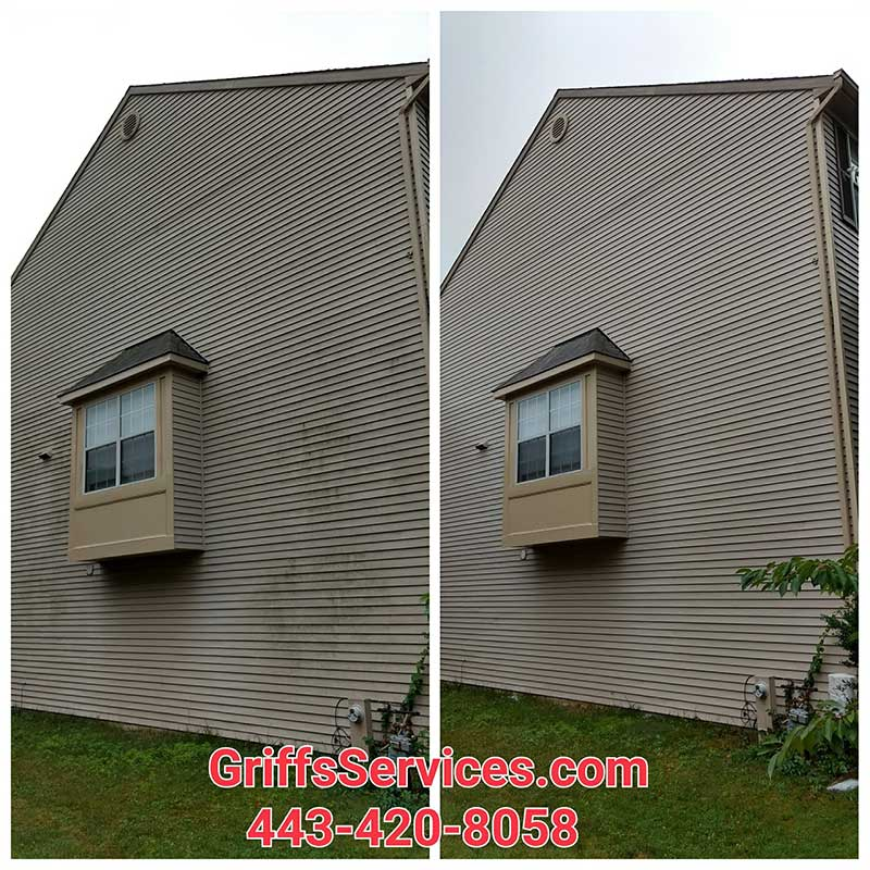 pressure-wash-home-siding