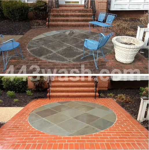 pressure washing company md